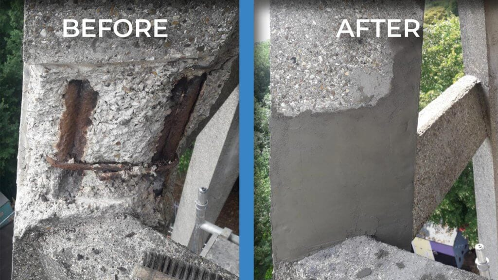 CONCRETE REPAIR SPECIALISTS