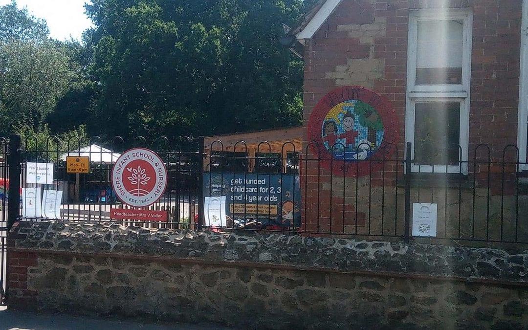 Shere Primary School Surrey Hills